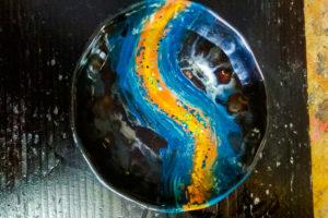 Shinshitsu lacquer art 芯漆 技法