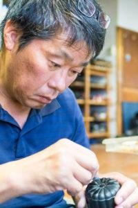 Shinshitsu art Soyo Yamagishi 山崖宗陽 芯漆
