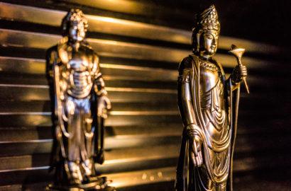 芯漆 仏像 shinshitsu lacquer statue