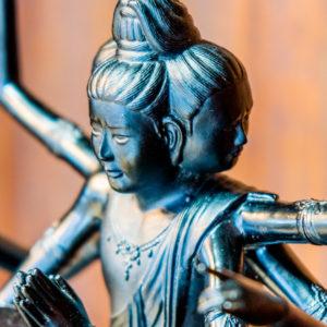 芯漆 漆だけ 阿修羅 日本唯一 Lacquer Asura Art lasts forever